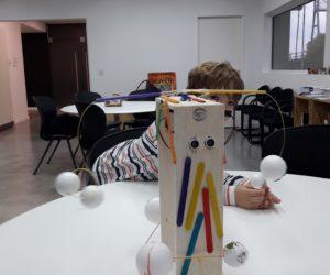 Laboratorio de Tecnologías Creativas en el Museo de Arte Moderno de Buenos Aires