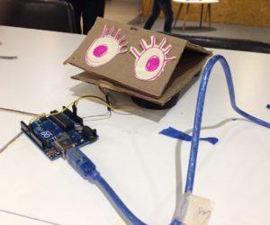 Taller de Tecnologías Creativas en EANT  Escuela Argentina de Nuevas Tecnologías